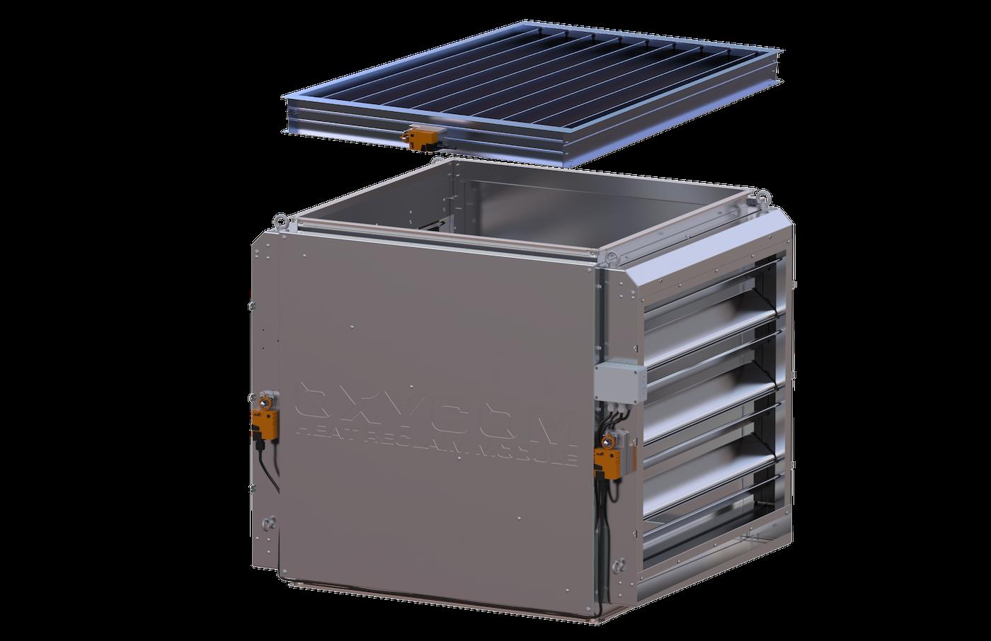 HeatReclaim module -