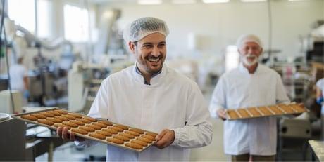 Adiabate Kühlung Lebensmittelindustrie