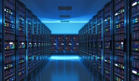 Voorkoeling datacenter