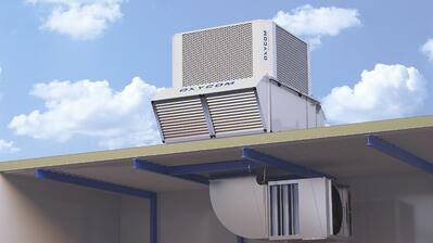 This is how two-stage adiabatic cooling ensures optimal air humidity