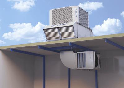 Zo zorgt tweetraps adiabatische koeling voor optimale luchtvochtigheid
