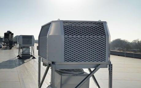 Adiabate Kühlung Industrie