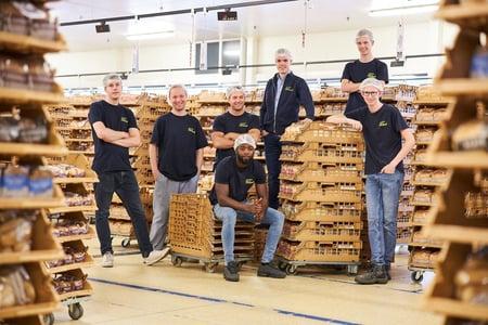 IntrCooll units guarantee Bakkerij Holland a constant temperature