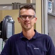 Stefan Filzmoser, Sicherheitsfachkraft MAGNA ENERGY STORAGE SYSTEMS