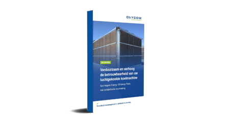 Whitepaper: Increase the reliability and sustainability of your air-cooled chiller