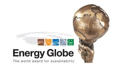 Oxycom's IntrCooll wint Energy Globe Award 2020