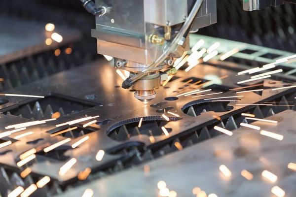 Metal industry - laser_432408952