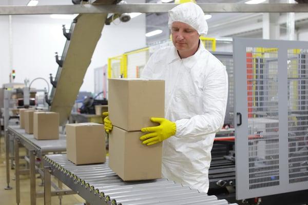 Gezond klimaat verpakkingsindustrie