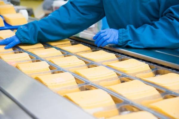 Hygiëne adiabatische koeling voedingsmiddelenindustrie