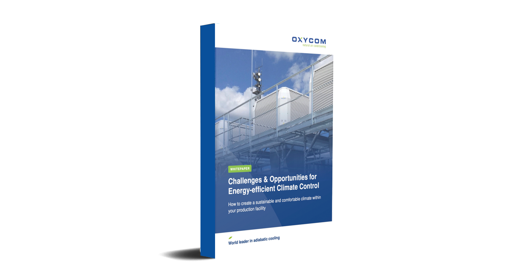 Whitepaper: Opportunities & Challenges for energy-efficient climate control