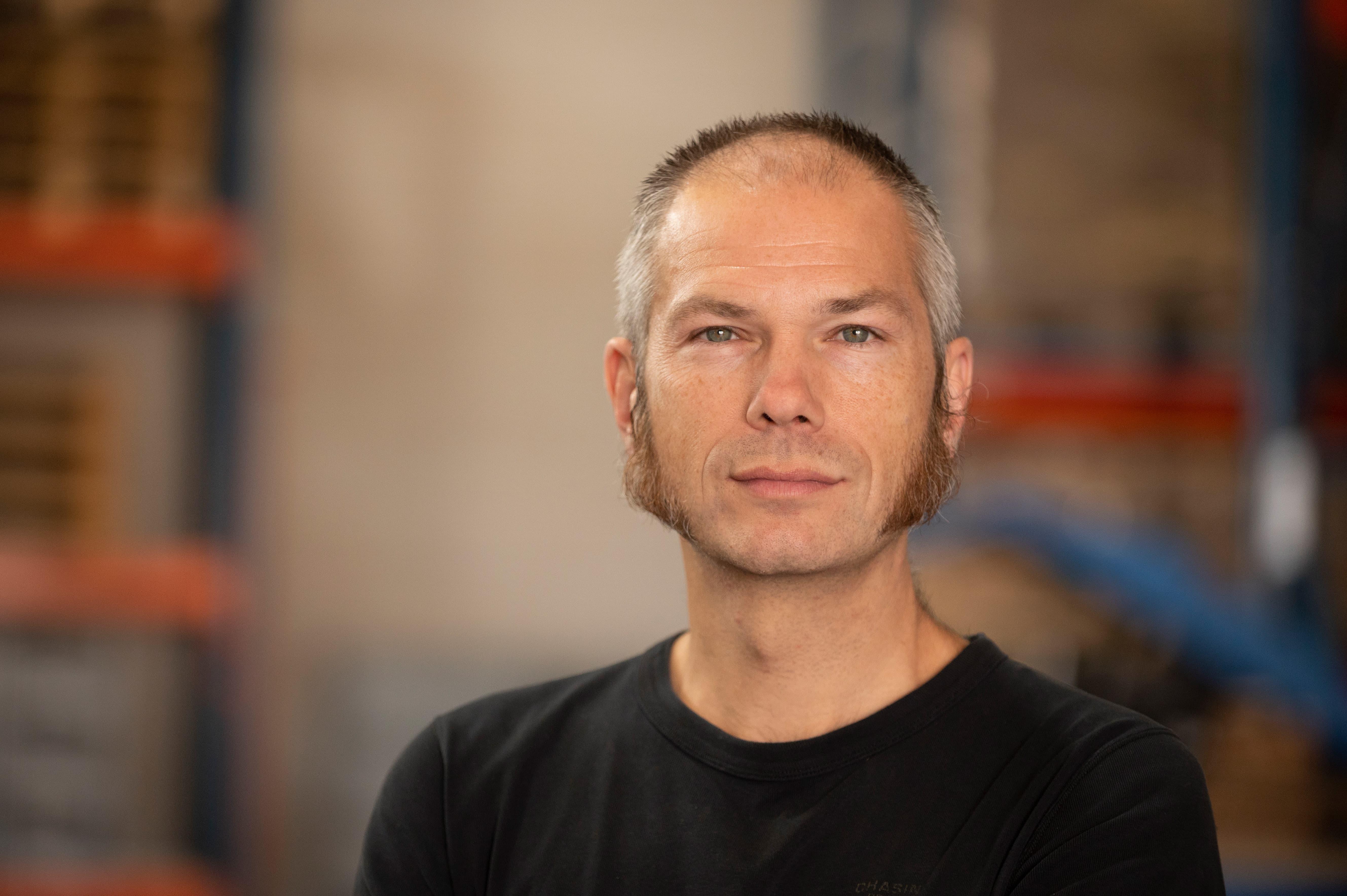 Picture of Mark Hakbijl